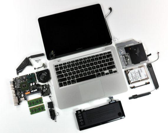Где купить запчасти и комплектующие для ноутбуков