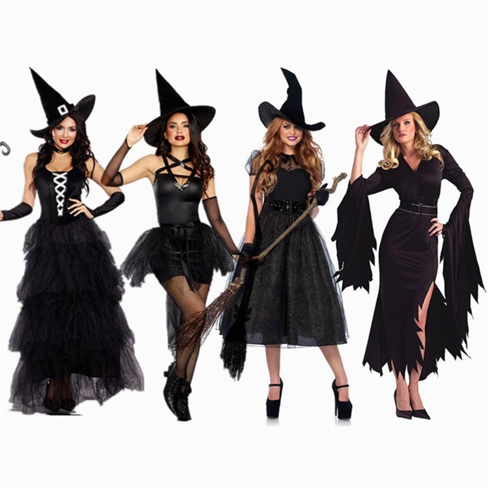 Лучшие костюмы на Хэллоуин. Костюм ведьмы.