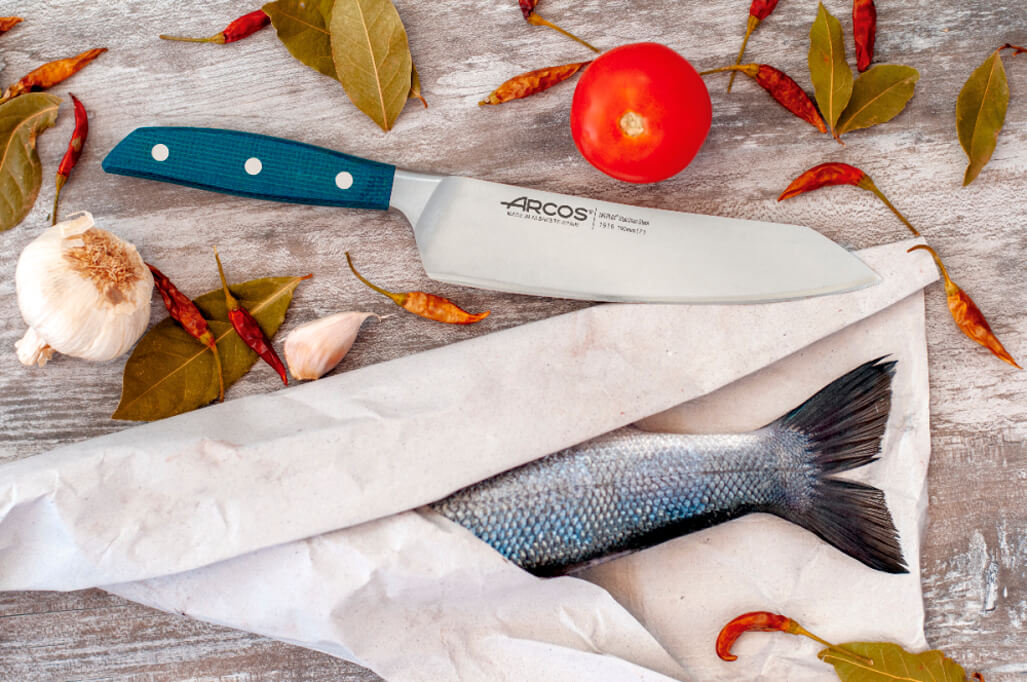 Кухонный нож киритсуке